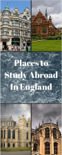 A Guide to Studying Abroad in England Beyond London